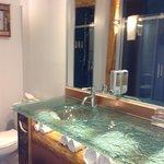 Salle de bain chambre spa santé