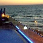 Sunset at Hilton Alex Corniche