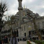 المسجد الازرق