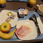 オテル ヴェール・・・軽い朝食メニュー