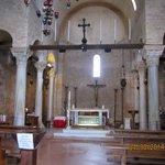 Inside Santa Fosca