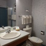 Recently renovated bathrooms-Neat and clean