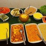 Jantar das quintas, este foi preparado por Adenilson e demais colaboradores da cozinha.