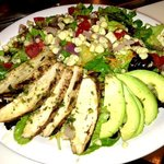 Cabo Grilled Chicken Salad