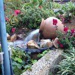 jardin exterieur travelodge