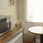 Microwaves & Refrigerators in Every Room