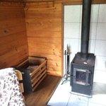 Adorable wood stove