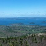 Cadillac Mountain is right near the hotel!