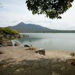 Dock at Zopango Island