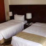 Quarto Triplo - Duas camas de solteiro