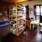2nd floor organic store