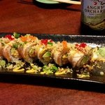 Best salmon roll in the valley!