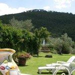 Casa Fontelunga, wiev of Sepoltagli mountain