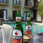Bintang by the pool