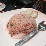Overcooked, underdone drunken rice