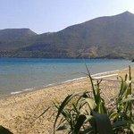 Beach view, Skoutari bay