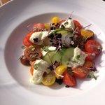 yummy garden salad