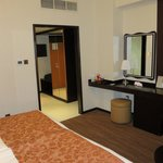 Standard double room #612