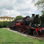 Stephenson locomotive