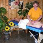 Wellnessmassage, Wellnessecke
