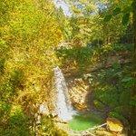 Scheidegg, Wasserfall, Attraktion, Freizeit