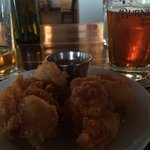 Beer Batter Cheese Curds- yummy!