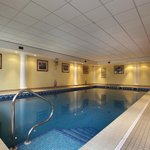 10m indoor heated pool