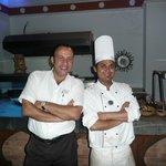 Mohamed & Chef ( Indian Restaurant )