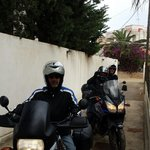 Motociclisti in vacanza