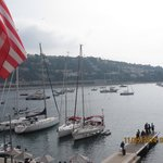 Villefranche from Hotel