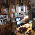 the author's office
