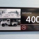Room 400 - loved it!
