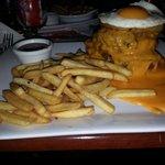 Un giga Burger de qualité :-)