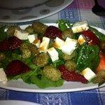 Skøn salat.