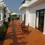 Colonial Suite, Room 301, Balcony