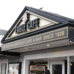 Fabulous food and service at the nearby Eagle Cafe Pier 39