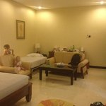 Super deluxe room with extra bed