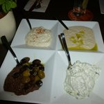 Cypriot dips!