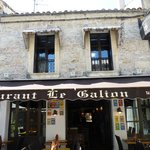 "Restaurant ""Le Galion"""