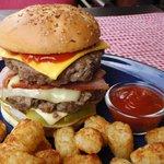 Butter Boom Burger