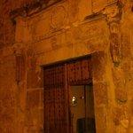Entrada Hospedería Casa Palacio