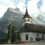 capilla y cementerio