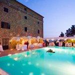 Wedding venue close to Cortona
