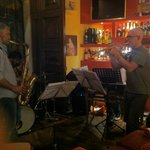 """Live Jazz at """"E lucevan"""", May 16, 2014"""