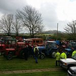 Carring Tractor Rally April 2014