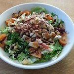 Warm Chicken and Bacon Salad