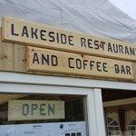 Lakeside Restaurant Entrance
