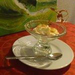 Mousse de mascarpone au marsala maison