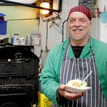 Bill Jackson 'Finest spuds in Greater Manchester'