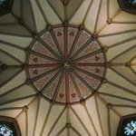 York Minster:ceiling Chapter House